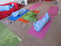 Children's Yoga Training